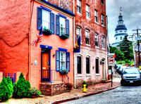 Annapolis -State House